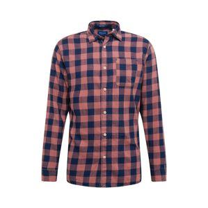JACK & JONES Košile 'MARCO'  pastelově červená