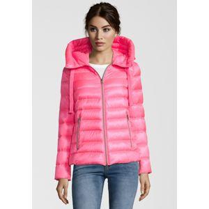No. 1 Como Zimní bunda 'LARA'  pink / růžová
