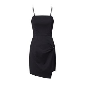 4th & Reckless Šaty 'Lottie'  černá