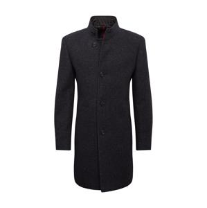 HUGO Přechodný kabát 'Mintrax'  šedý melír