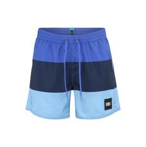 O'NEILL Sportovní plavky 'Vert-Horizon'  modrá / světlemodrá / tmavě modrá