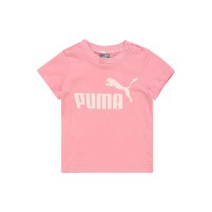 PUMA Tričko  růžová