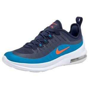 Nike Sportswear Sportovní boty 'Air Max Axis'  oranžová / kobaltová modř / nebeská modř