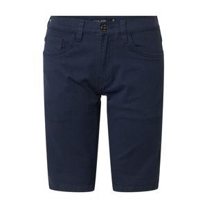 INDICODE JEANS Chino kalhoty 'Villeurbanne'  námořnická modř