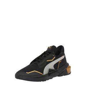 PUMA Sportovní boty  černá