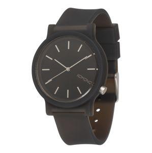 Komono Analogové hodinky 'MONO'  černá