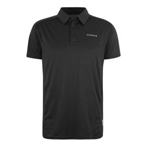 ICEPEAK Funkční tričko 'SHARPA'  černá