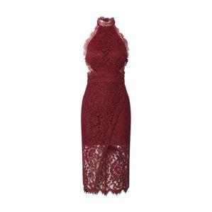 Love Triangle Společenské šaty 'Keepsake'  bordó