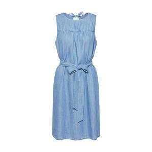 EDC BY ESPRIT Šaty  modrá džínovina