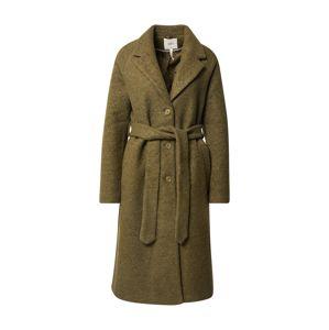 OBJECT Přechodný kabát 'Robina'  olivová
