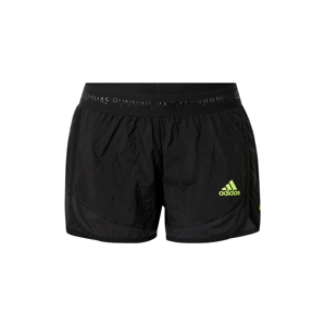 """ADIDAS PERFORMANCE Sportovní kalhoty 'ULTRA SHORT W 4""""'  černá"""