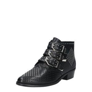 BRONX Kotníkové boty 'Reza'  černá