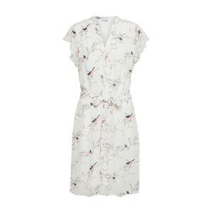 Re.draft Letní šaty  modrá / bílá