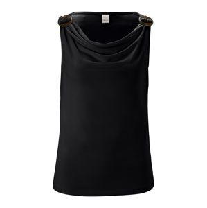 heine Tričko  černá
