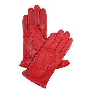 ROECKL Prstové rukavice 'Smart Classic Nappa'  červená