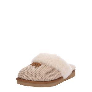 UGG Pantofle 'Cozy Knit Slipper'  krémová