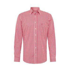 ALMSACH Košile  červená / bílá