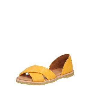 Ca Shott Sandály  tmavě žlutá