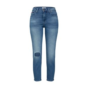 Tommy Jeans Džíny 'HIGH RISE SLIM IZZY'  modrá džínovina