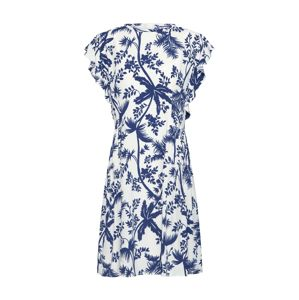IBlues Letní šaty 'CANTONE'  modrá / bílá