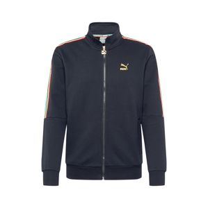 PUMA Mikina s kapucí 'TFS Worldhood Track Top FT'  mix barev