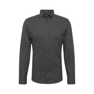 SHINE ORIGINAL Košile  černá / bílá