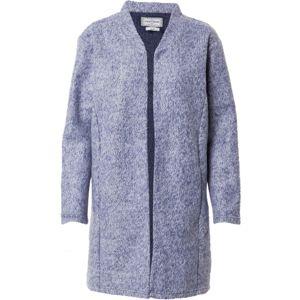 Eight2Nine Přechodný kabát  modrý melír