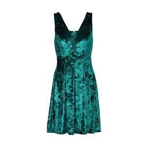 WAL G. Koktejlové šaty '7502'  zelená