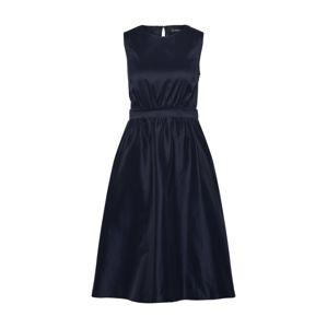 Esprit Collection Šaty 'Silky Shine'  námořnická modř