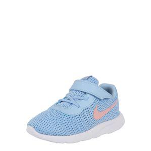 Nike Sportswear Tenisky 'Tanjun'  modrá / korálová / bílá