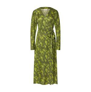 Copenhagen Muse Šaty 'CMSHAKE''  svítivě zelená / černá