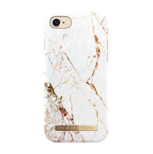 iDeal of Sweden Pouzdro na smartphone 'Fashion Case'  zlatá / bílá