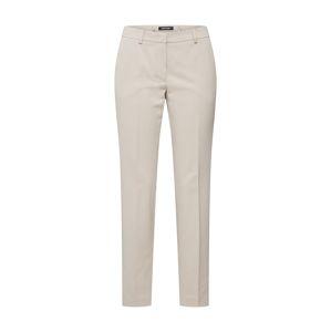 MORE & MORE Kalhoty s puky  písková
