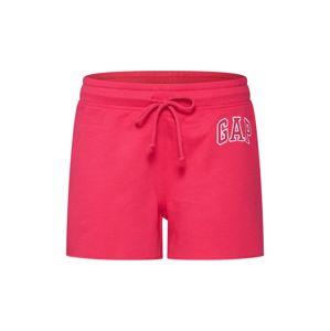 GAP Kalhoty 'V-GAP CLSC'  tmavě růžová