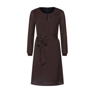 MORE & MORE Šaty  hnědá / černá