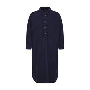 Noisy may Košilové šaty 'MIKA 3/4 ENDI BUTTON DRESS'  černá