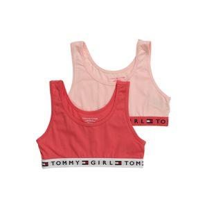 Tommy Hilfiger Underwear Podprsenka  růžová / červená