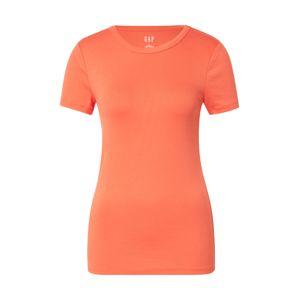 GAP Tričko 'CREW'  oranžově červená / korálová