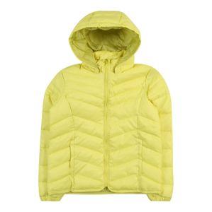 KIDS ONLY Zimní bunda 'Kondemi'  svítivě žlutá