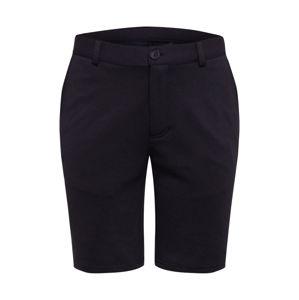 BLEND Kalhoty  tmavě modrá