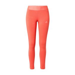 ADIDAS PERFORMANCE Sportovní kalhoty  světle červená