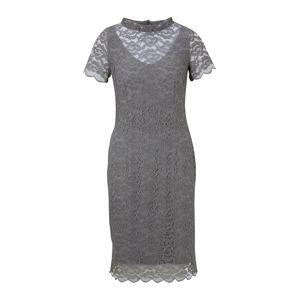 heine Pouzdrové šaty  šedá