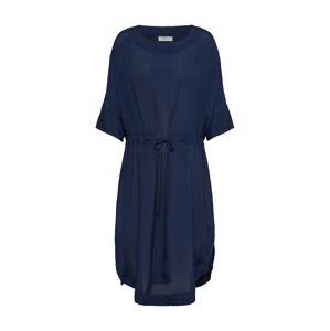 MOSS COPENHAGEN Letní šaty  námořnická modř