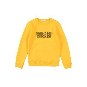 Calvin Klein Jeans Mikina  limone
