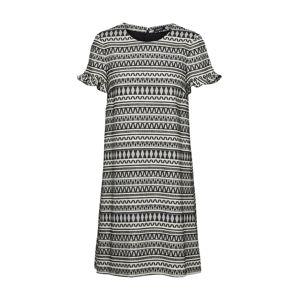 MAX&Co. Koktejlové šaty 'CAPALBIO'  černá / bílá