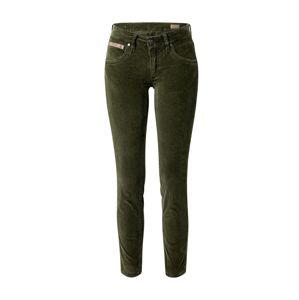 Herrlicher Kalhoty  tmavě zelená