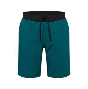 REEBOK Sportovní kalhoty  pastelová modrá