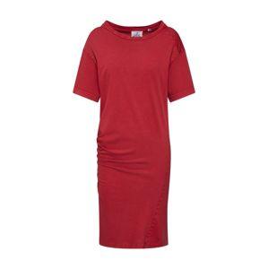 CHEAP MONDAY Šaty 'Bleak dress'  červená