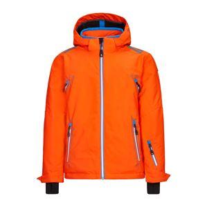 KILLTEC Outdoorová bunda 'Dalyn'  svítivě oranžová