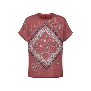 ONLY Tričko 'CARIN'  červená